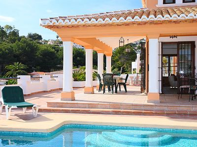 Photo for Vacation home Ca Toni in Moraira - 6 persons, 3 bedrooms