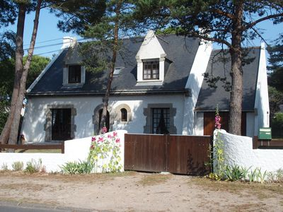Photo for BEAUTIFUL HOUSE BRETON 8 P, 200M BEACH, QUIET RESIDENTIAL WIFI