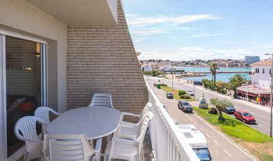 Photo for Elena: Apartment with communal pool and sea views