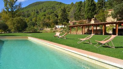 Photo for 11 bedroom Villa, sleeps 25 in l' Albiol with Pool and WiFi