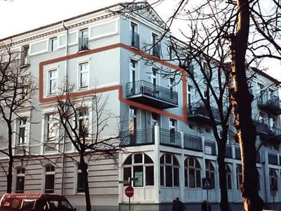 Photo for Apartment with balcony - Residenz am Kurpark - Property 102227