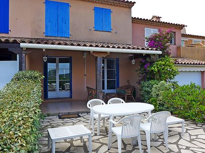 Photo for Vacation home Le Petit Village  in Les Issambres, Cote d'Azur - 6 persons, 3 bedrooms