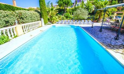 Photo for Holiday house Ste Maxime for 1 - 15 persons with 6 bedrooms - Holiday house