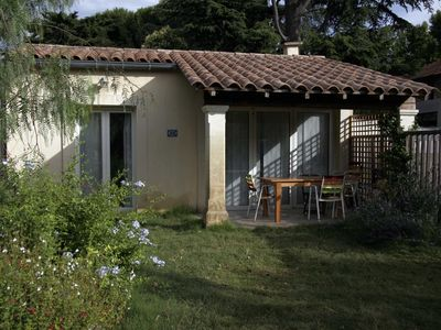 Photo for T1 on Private Garden, neighborhood Assas-Arceaux, Swimming Pool