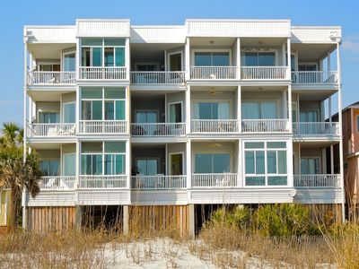 Photo for Seacoast Villas 5 - Views of the Atlantic from 2nd Story