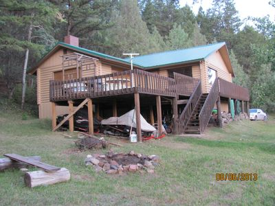 Photo for Make yourself at home in this cozy, fun, family-friendly Swan Valley rental