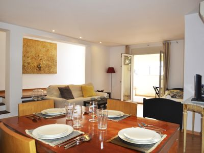 Photo for 1BR Apartment Vacation Rental in Cala major, Islas Baleares