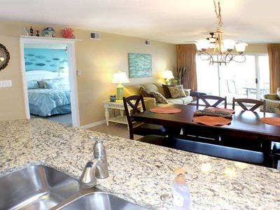 Photo for Ground Floor Convience, 75 Yards to Beach!, Pet Friendly