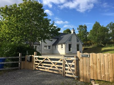 Photo for Contemporary Highland House in Fort Augustus, minutes from Loch Ness