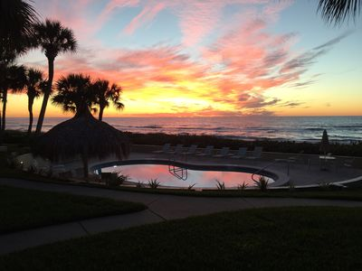 View from Living Room and Patio - Spectacular Sunsets!