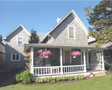 Photo for Charming Martha's Vineyard family fully equipped summer cottage Oak Bluffs-