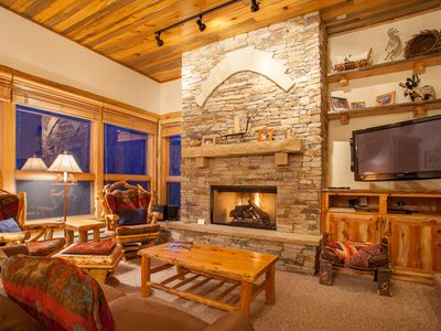 Photo for Luxury Home - Sun Deck, Hot Tubs & Fire Pit Walking Dist from Hiking/Bike Trails