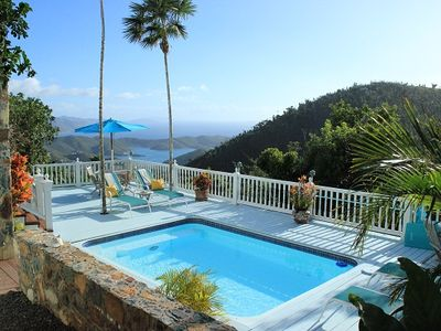 Photo for Amazing Views of the BVI! Year-Round Breezes!