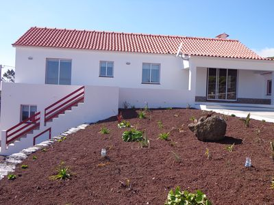 Photo for Casa da Vigia 2 bedroom apartment for 4 people in Calheta de Nesquim