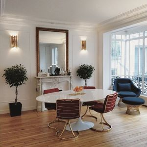 Photo for NEW - 2 bedrooms Haussmanian apartment in Grands Boulevards