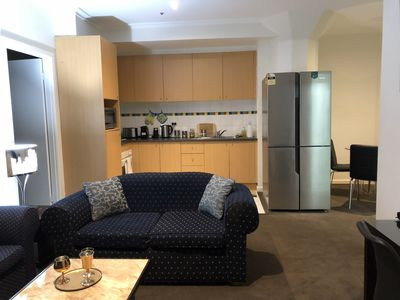 Photo for Cozy apartment in Melbourne Central