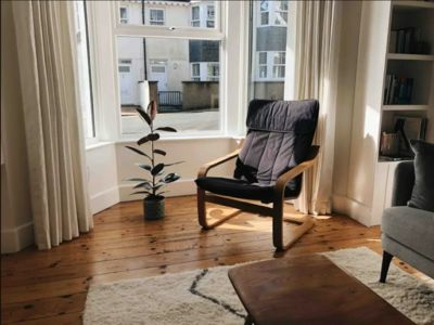 Photo for Luminous Apartment with Parking by Porthmeor Beach