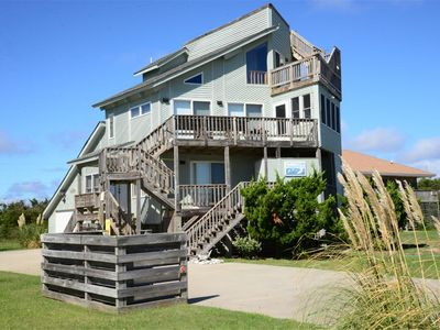 Photo for Amazing Ocean Views -  Community Pool & Tennis -  Close to the Beach - 397