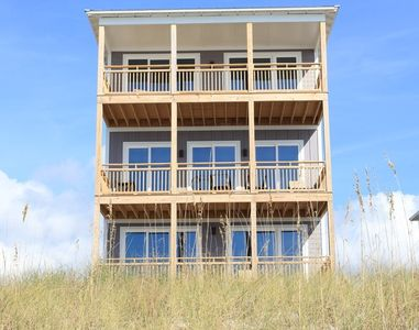 Photo for Beach Front Home on Cape San Blas with Private Pool! SUMMER DISCOUNTS!!!