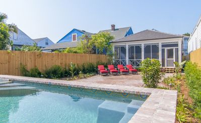 NEW Luxury, Historic, & Authentic Marigny & French Quarter; Saltwater Pool & Spa