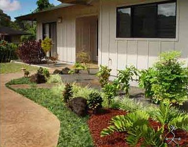 Photo for The Hanalei, an upscale 3 bedroom home, 5 houses from the beach