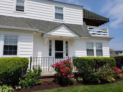 Single family home across from beach could be yours