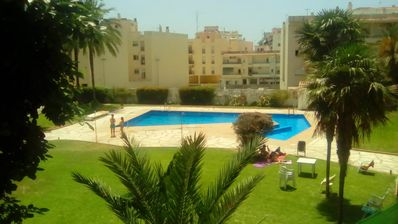 Photo for Apartment Neptuno with pool center of Nerja