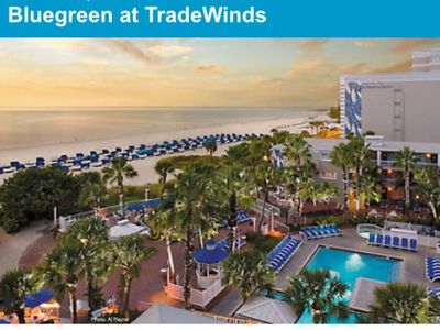 Photo for Seven nights in beautiful Gulf View unit at Bluegreen's Tradewinds Resort