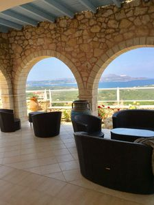 Photo for Villa Apsida, Large villa with beautiful view
