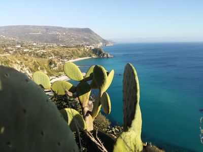 Photo for 2BR Apartment Vacation Rental in capo vaticano, Calabria