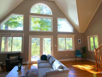 Photo for Secluded Catskill Retreat w/ Beautiful Mountain Views