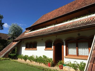 Photo for 4BR Cottage Vacation Rental in Colinas Capivari, SP