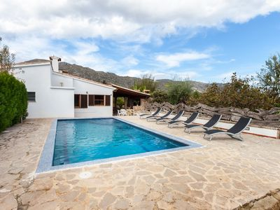 Photo for CA NA CANTONA (VT 101152) - Villa for 6 people in Pollensa / Pollença