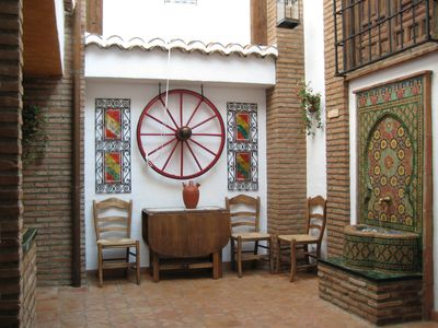 Photo for The Coal Patio in Nigüelas 2-14 seats