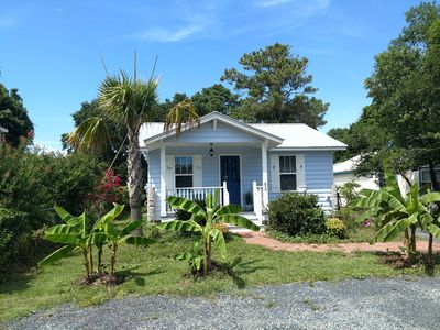 Photo for Beautiful Beach Cottage ~ Located Three Blocks Away From The Beach!
