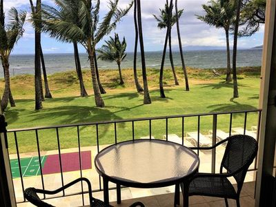 Photo for Oceanfront 1 BD Condo in Central Kihei -#217