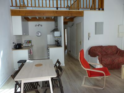 Photo for CHARMING APARTMENT IN MONTPELLIER FOR 4 PEOPLE