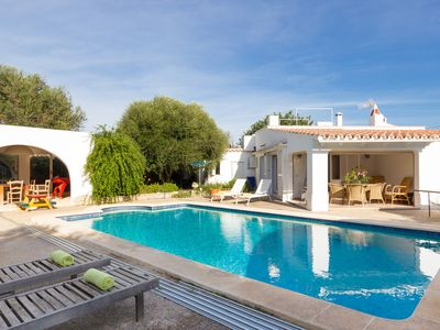 Photo for Charming Country Villa with 3 Beds Full Air Con and Private Pool