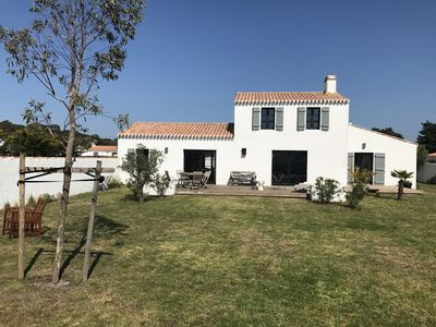 Photo for Pretty house blackmoutrine 500 meters from the sea
