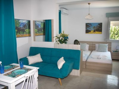 Photo for Beach Side Studio in Skaleta Rethymnon