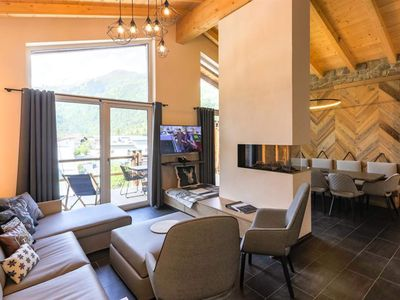 Photo for 24 Penthouse 4 bedrooms - 24 by Avenida Hotel & Residences Kaprun