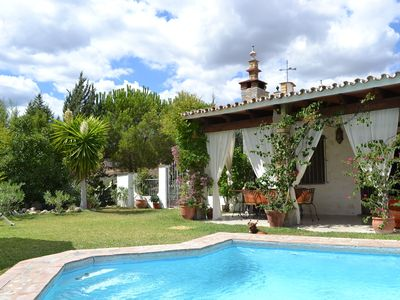 Photo for Romantic finca near Marbella