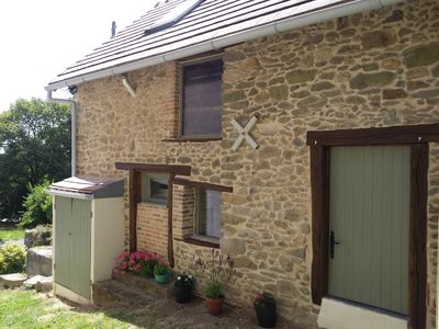 Photo for Newly renovated 1 bedroom character cottage in the stunning Limousin region