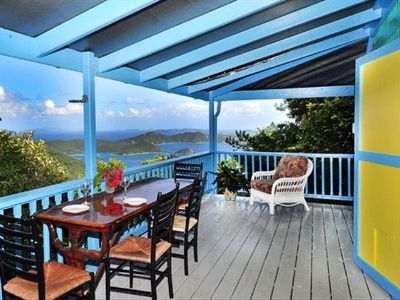 Photo for 2BR Cottage Vacation Rental in Coral Bay, St John