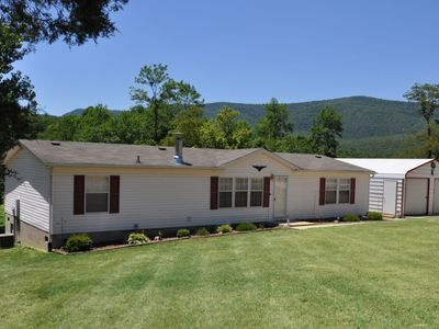 Photo for Bear Meadows ranch on the Shenandoah River