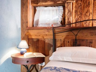 Photo for Ski from your doorstep from Foyer en Bleu, a characteristic apartment ski in - ski out
