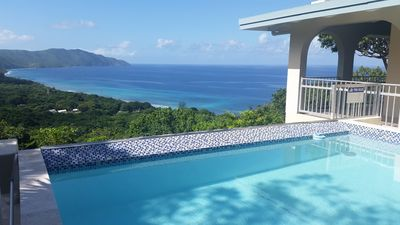 Photo for Beautifully Remodeled Villa with St Croix's Best View!