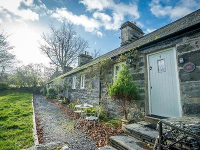 Photo for An 18th century almhouse cottage, at the heart of Snowdonia National Park