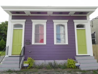 Photo for Less than a mile to the French Quarter & Frenchmen St!