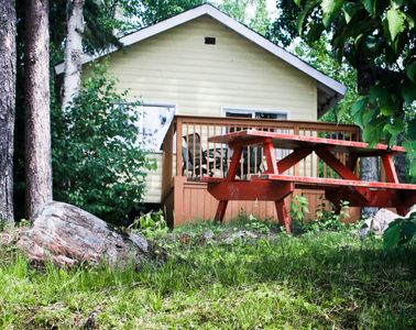 Photo for Algonquin Park Area Waterfront Cottage - Madawaska  Ontario, Canada